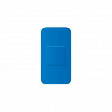 Plastry niebieskie wykrywalne 38mm x 72mm