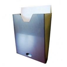 Kieszeń ze stali nierdzewnej na dokumenty A4 - blacha 1mm